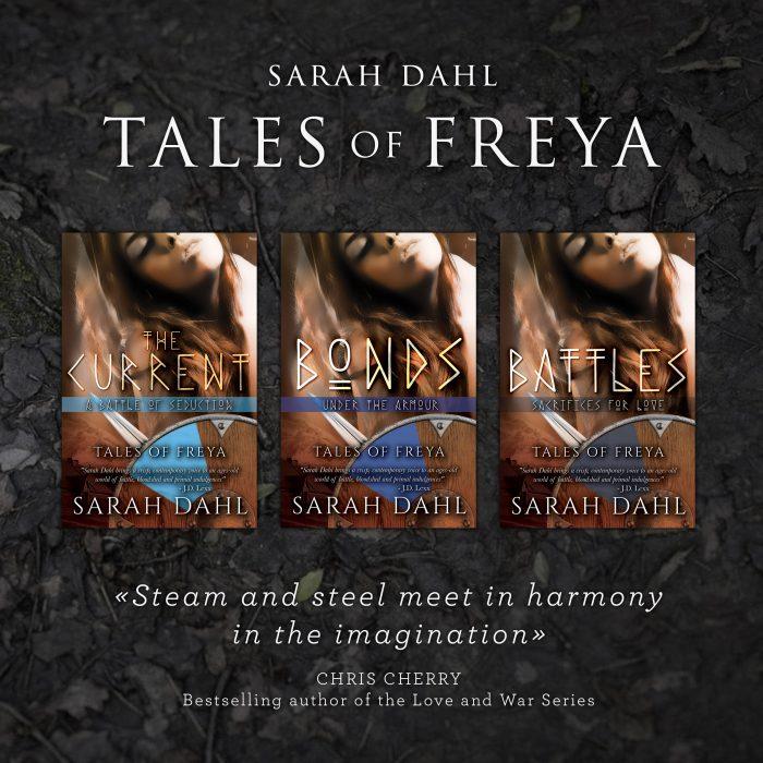 Sarah Dahl, Tales of Freya